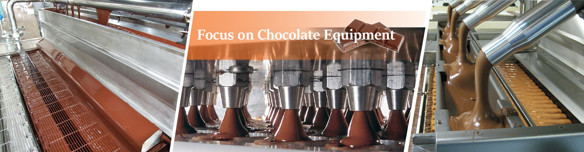Chocolate Machinery