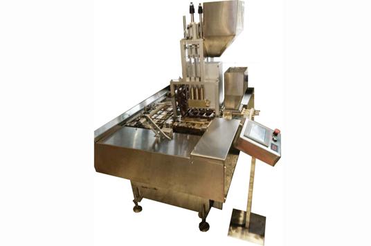 Puff Cake Machine