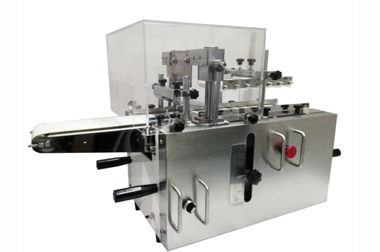 Freezing Handmade Cookies Slicing Machine