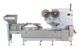 Ultra - high - speed automatic pillow packing machine