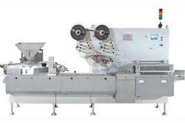 FULL AUTOMATIC HIGH SPEED PILLOW PACKING MACHINE FOR LOLLIPLP