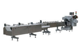 FULL AUTOMATIC FOLDING WRAPING MACHINE
